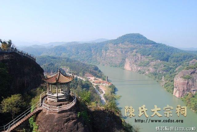 福建永安桃源洞-国家重点风景名胜区