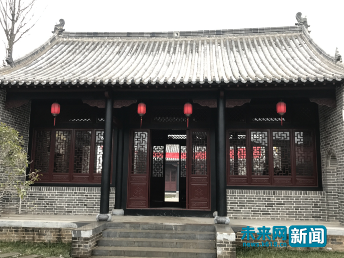感受明清建筑之美 探访商丘古城之陈氏四合院